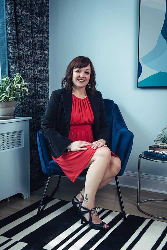 Nathalie Bouchard - Relationship Therapist